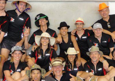 MABC Champion D1 2012-2013 - Martigues badminton club