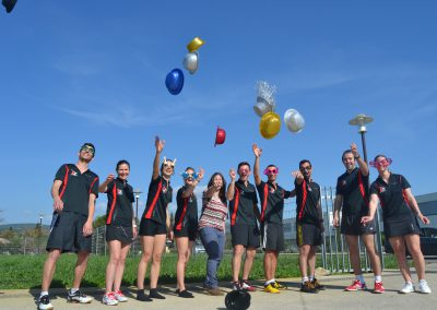 Champions R3 martigues badminton club mabc