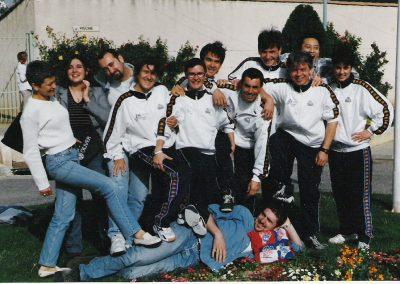 32 ans déjà MABC Martigues badminton club