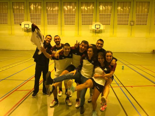 Interclubs Départemental 1 – J1 – 08/11